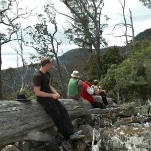 Guided bush walks tasmania