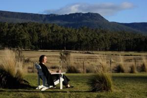 Lodge accommodation Deloarine Tasmania