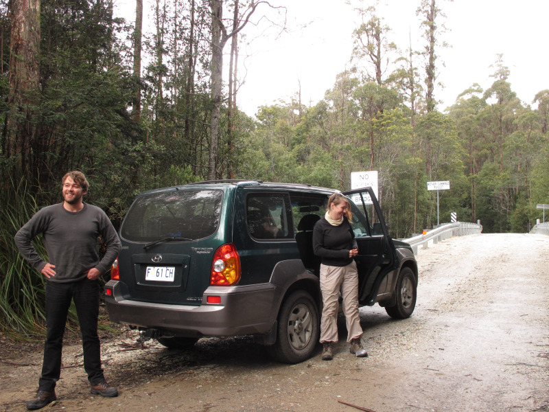 Forest Walks Lodge - ecoaccommodation and day tours, day touring on the Great Western Tiers and Central Plateau
