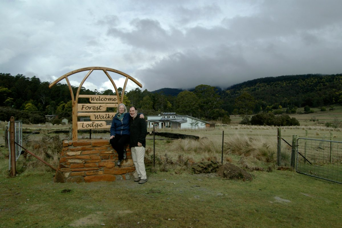 Forest Walks Lodge- come to Forest Walks Lodge on the Great Western Tiers for a truly educational experience in northern Tasmania.