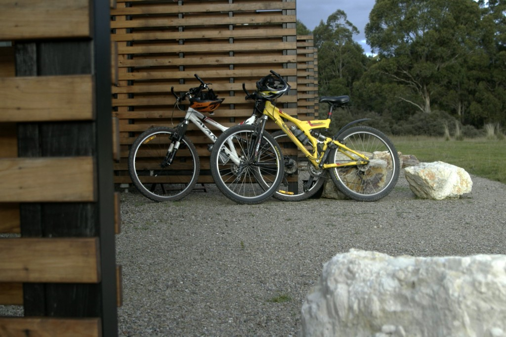 cycling at Forest Walks Lodge Deloraine Accommodation