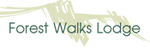 Forest Walks Lodge: Deloraine Lodge Accommodation Logo