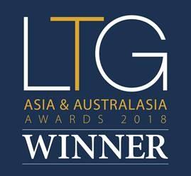 LTG Awards winner 2018